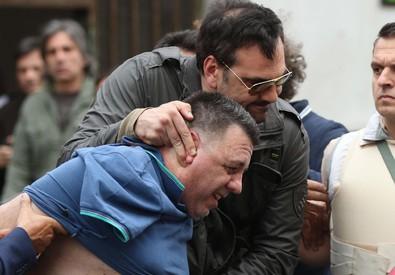Si barrica in casa e spara, uomo stato bloccato (ANSA)