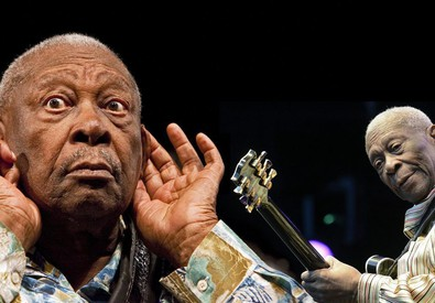 B.B.King e' morto (ANSA)