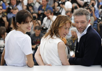 Cannes: applausi per film al femminile 'Mon roi' (ANSA)