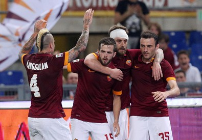 Roma-Udinese (ANSA)