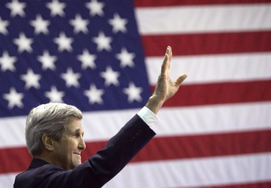 Segretario di Stato Usa, Johnn Kerry (ANSA)