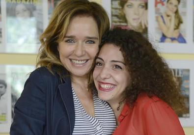 Valeria Golino e Deborah Donadio (ANSA)