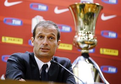 Allegri: Coppa Italia carica per la Champions (ANSA)