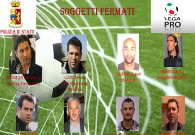 Calcioscommesse: truccati incontri Lega Pro e Serie D (ANSA)