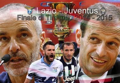Lazio-Juventus, finale di Tim Cup 2014-2015 (ANSA)