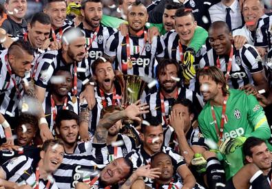 Juventus-Lazio (ANSA)