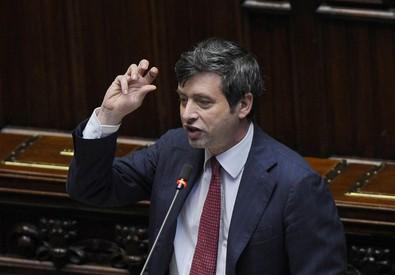 Il ministro della Giustizia Andrea Orlando (ANSA)