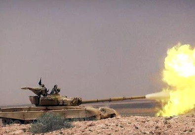 Palmira: raid aerei governo su città moderna (ANSA)