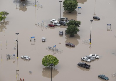 Piogge record Texas e Midwest, resta allarme inondazioni (ANSA)