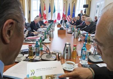 G7 a Dresda (ANSA)