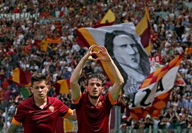 Roma-Genoa (ANSA)