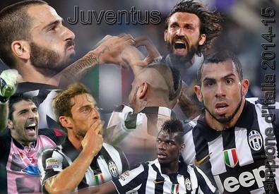Juventus campione d'Italia (ANSA)
