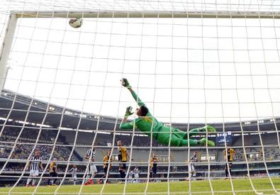 Verona-Juventus (ANSA)