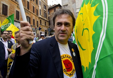 Bonelli, lascio guida Verdi, su di me fatwa politica (ANSA)