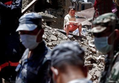 Nepal: salvate 2 persone a Gorkha dopo 10 giorni (ANSA)