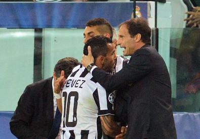 Juventus piega il Real Madrid 2-1 (ANSA)