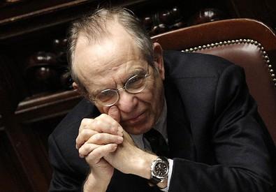 Il ministro dell'Economia (ANSA)