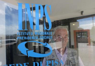 Una sede dell'Inps (ANSA)