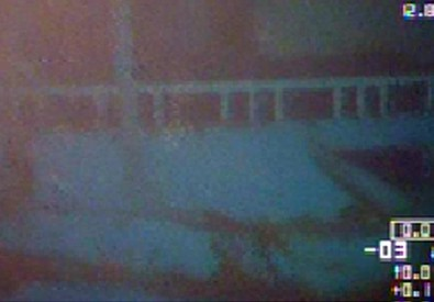 Barcone affondato con 800 morti, ecco le prime immagini (ANSA)