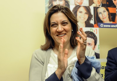 Catiuscia Marini (ANSA)