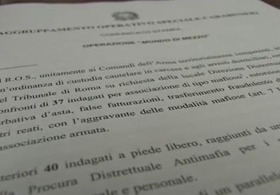 Mafia Capitale:giudizio immediato per Carminati e 33 (ANSA)