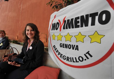 Alice Salvatore, candidata M5s in Liguria (ANSA)