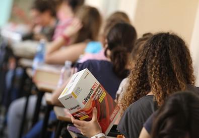 Un momento degli esami in una foto d'archivio (ANSA)