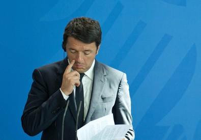 Matteo Renzi in una recente foto (ANSA)