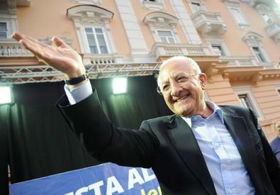 Vincenzo De Luca (ANSA)
