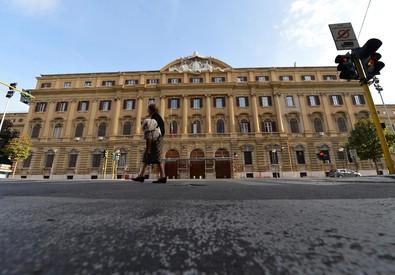 La sede del ministero dell'Economia (ANSA)