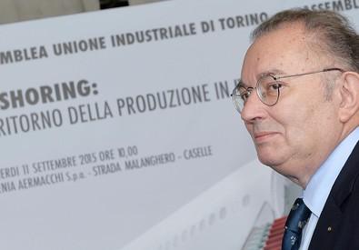 Giorgio Squinzi (ANSA)