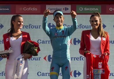 Aru si prende Vuelta, in rosso alle porte di Madrid (ANSA)