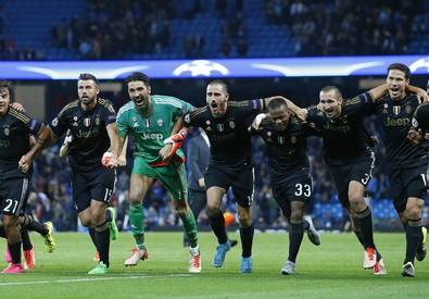 Champions League, 2-1 al City, colpo Juventus a Manchester (ANSA)