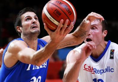 Eurobasket: Italia-Repubblica Ceca 85-70 (ANSA)