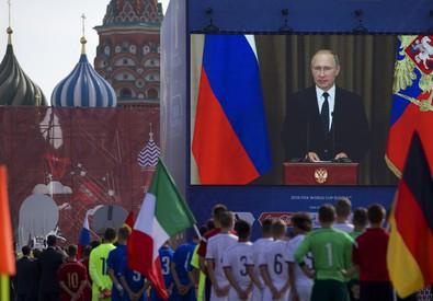 Vladimir Putin (ANSA)