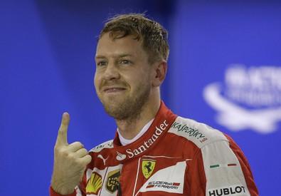 Vettel torna in pole (ANSA)