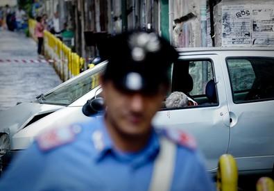Uomo ucciso a colpi di arma da fuoco a Napoli (ANSA)