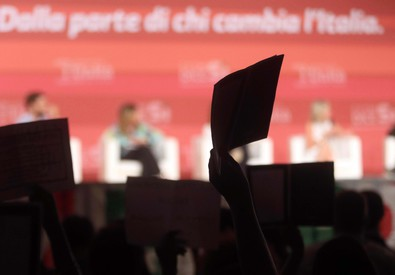 Scuola: Giannini parla a festa Pd, contestata (ANSA)