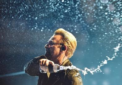 U2 a Torino (ANSA)