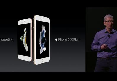Apple svela i nuovi iPhone 6S e 6S Plus (ANSA)
