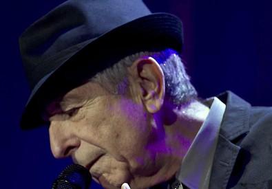 Leonard Cohen (ANSA)