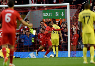 Liverpool FC vs FC Villarreal (ANSA)