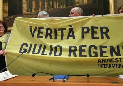 Regeni: Un anno senza Giulio, la lunga ricerca della verità (ANSA)