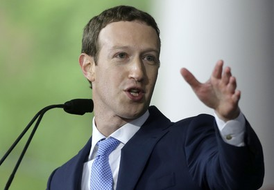 Mark Zuckerberg (ANSA)