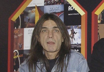 Malcolm Young (ANSA)