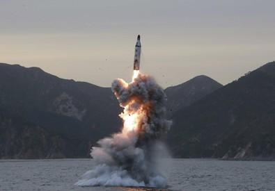 Fallito nuovo test missilistico nordcoreano (ANSA)