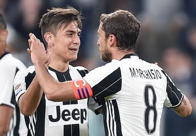 Juventus-Genoa (ANSA)