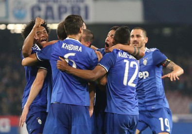 Napoli- Juventus (ANSA)