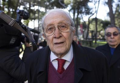 Ferdinando Imposimato (ANSA)
