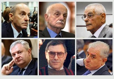 Trattativa Stato-Mafia, condannati in 7, tra loro Mori e Dell'Utri$